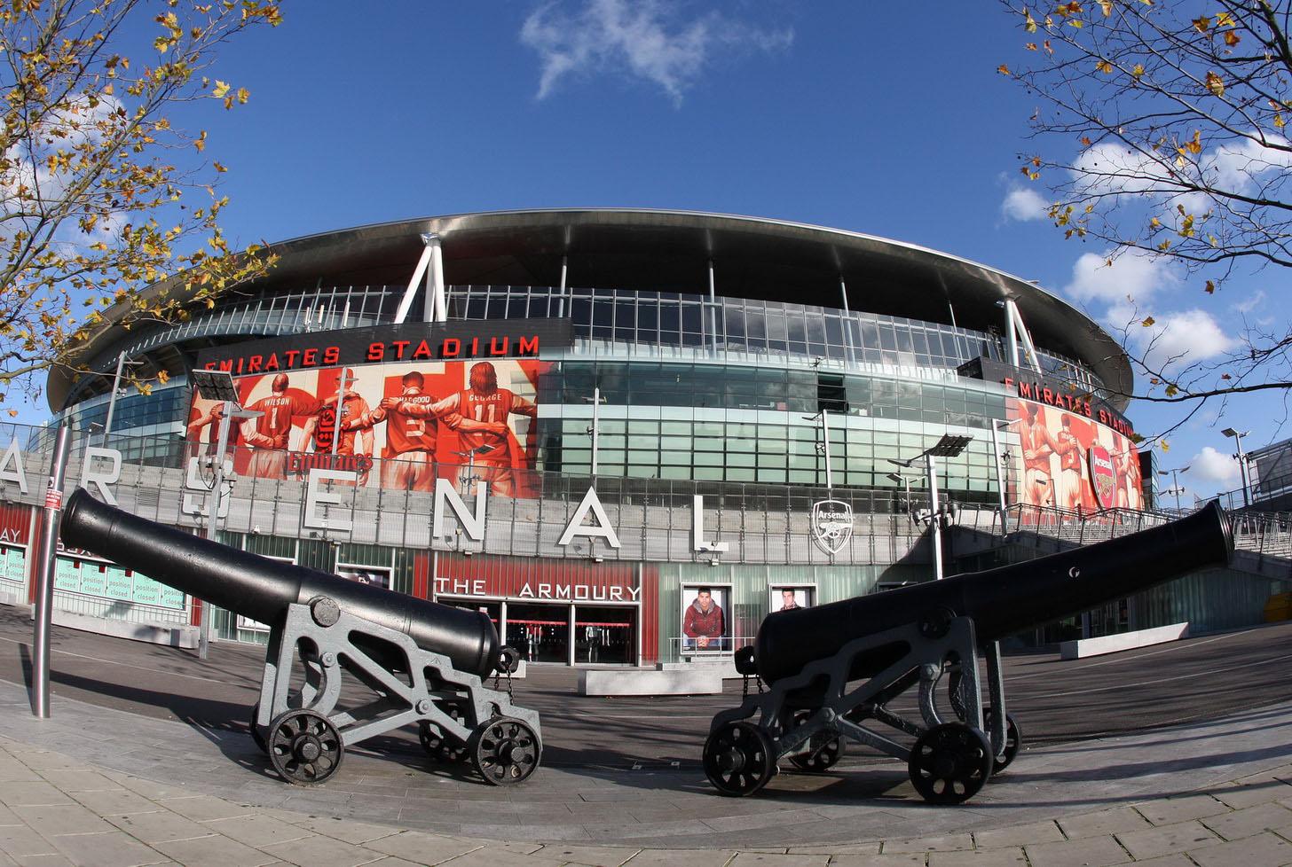 Emirates Stadium, 17/11/09. Credit : Arsenal Football Club / David Price.