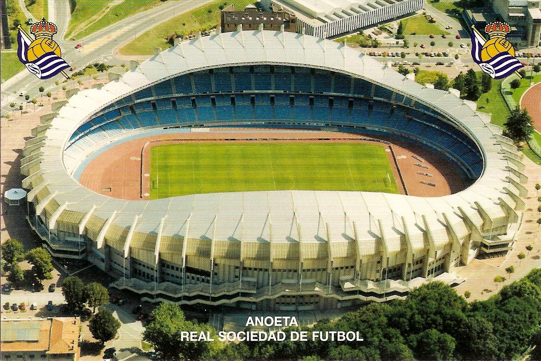 Real Sociedad - Estadio Anoeta