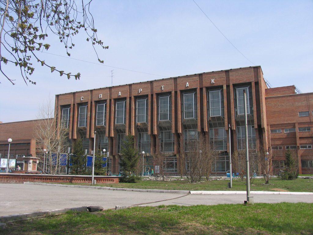 Стадион Сибири