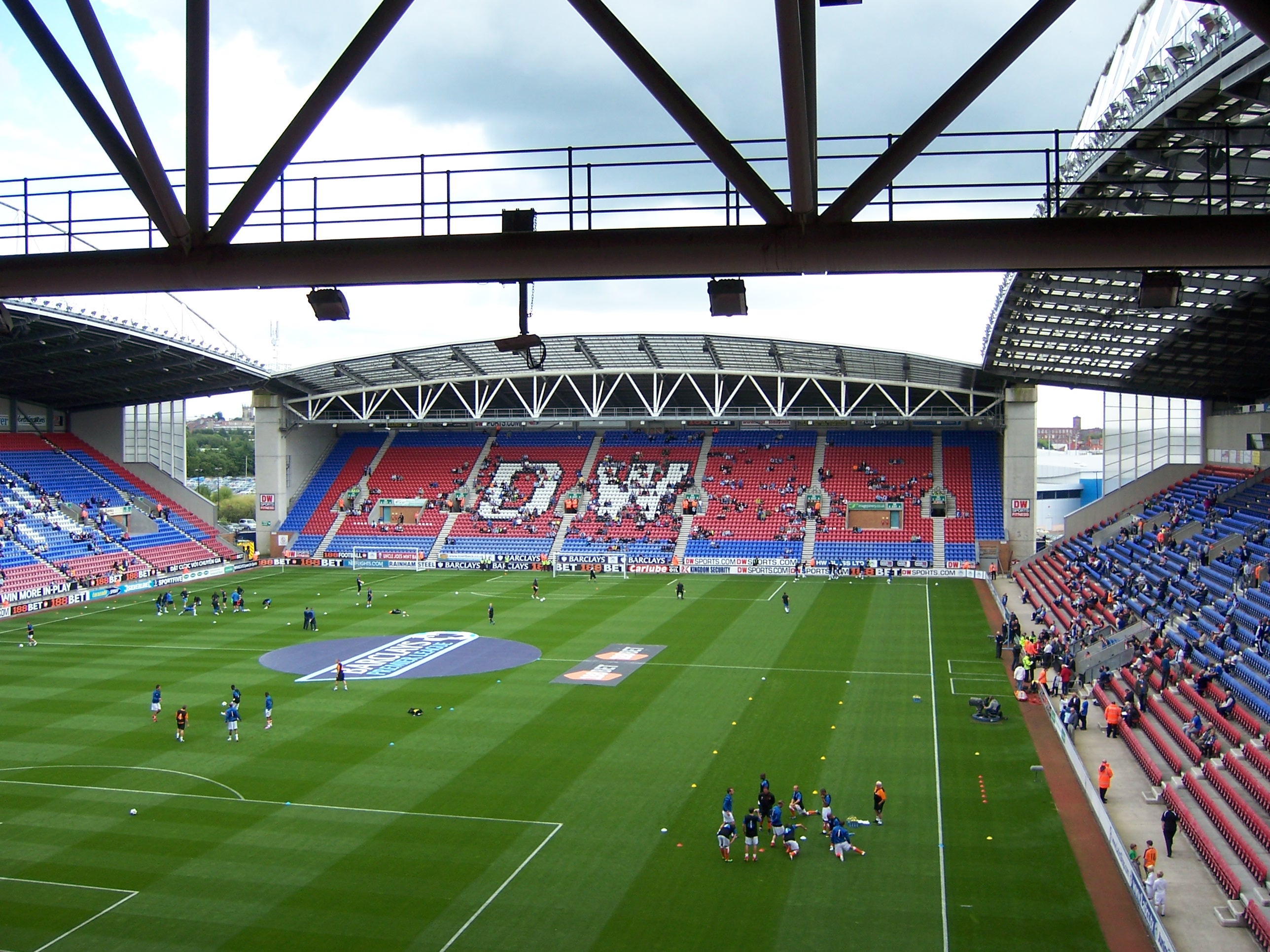 Warm_up_at_the_DW_Stadium,_Wigan_-_geograph.org.uk_-_2012508