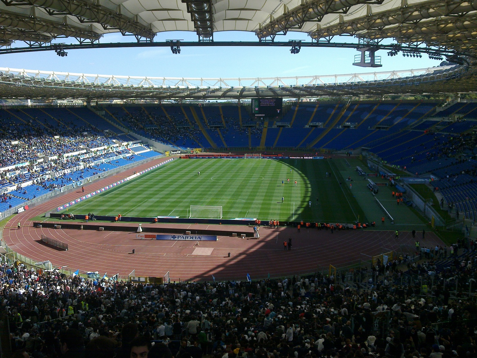Стадион Олимпико