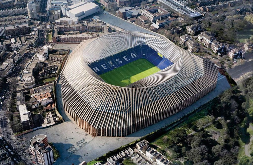 Стадион Челси