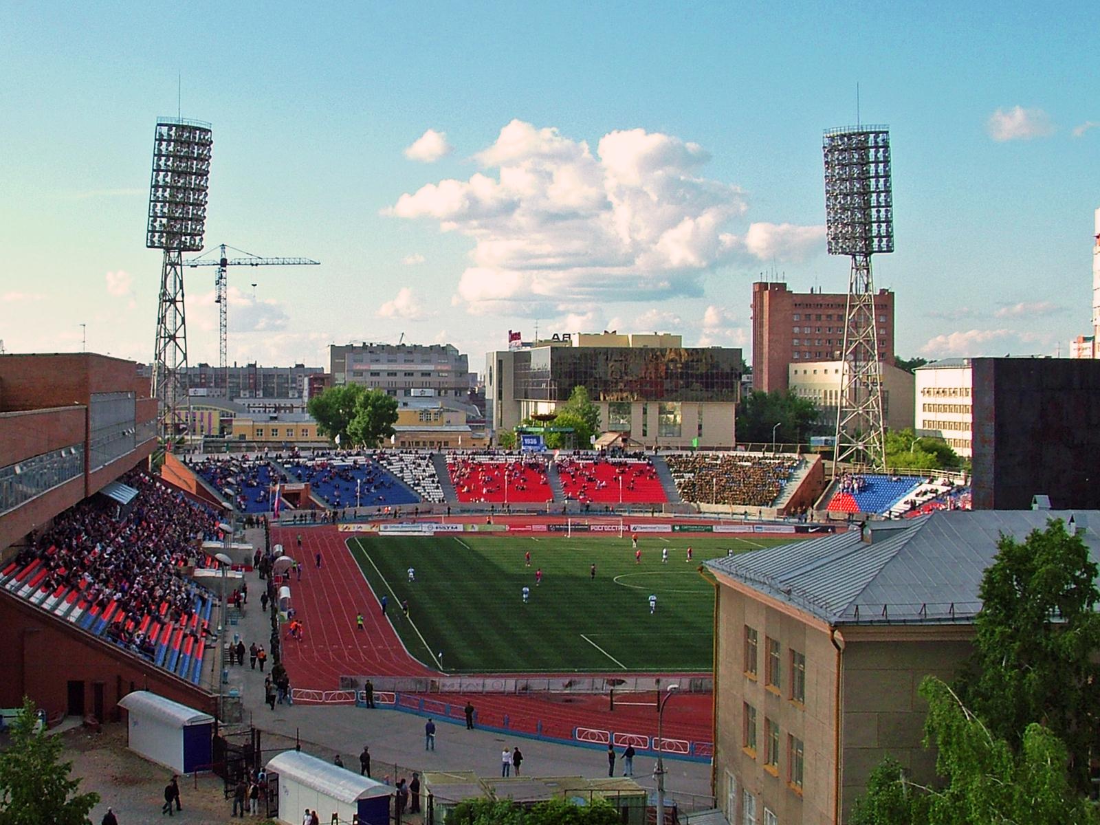 Спартак Новосибирск