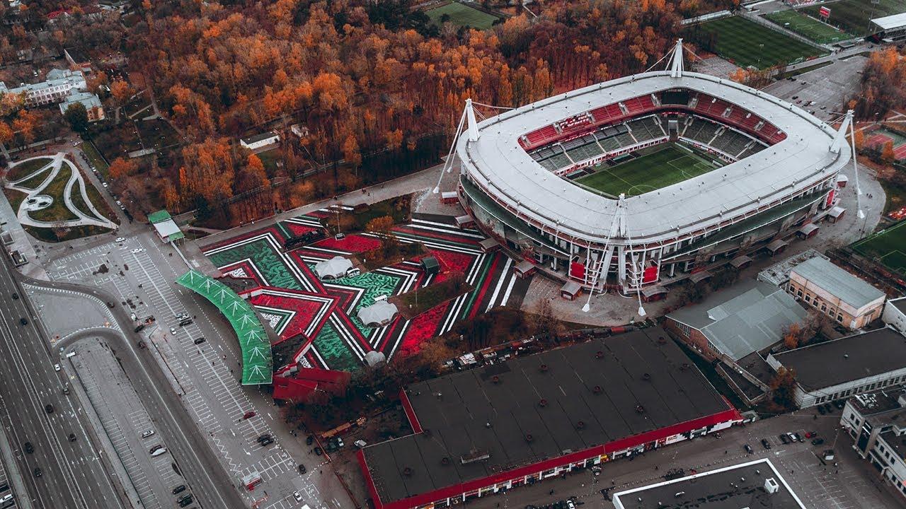 Стадион ФК Локомотив