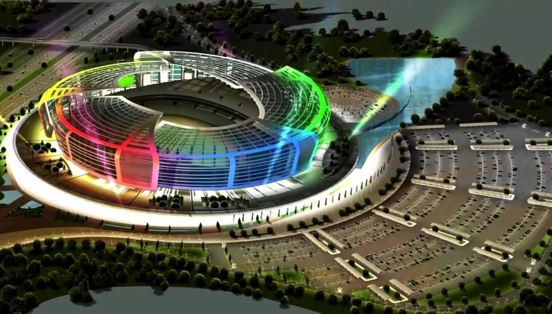 Проект Олимпийского стадиона