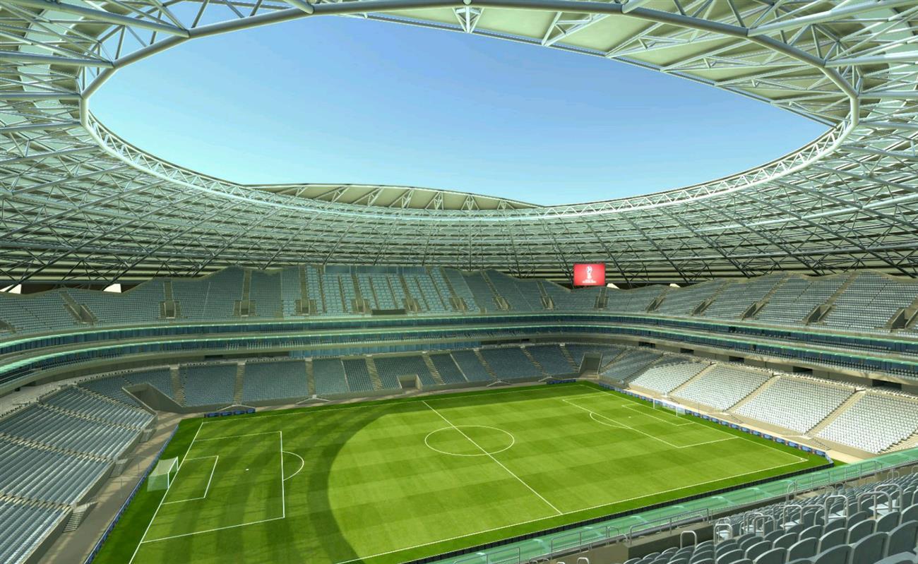Проект стадиона
