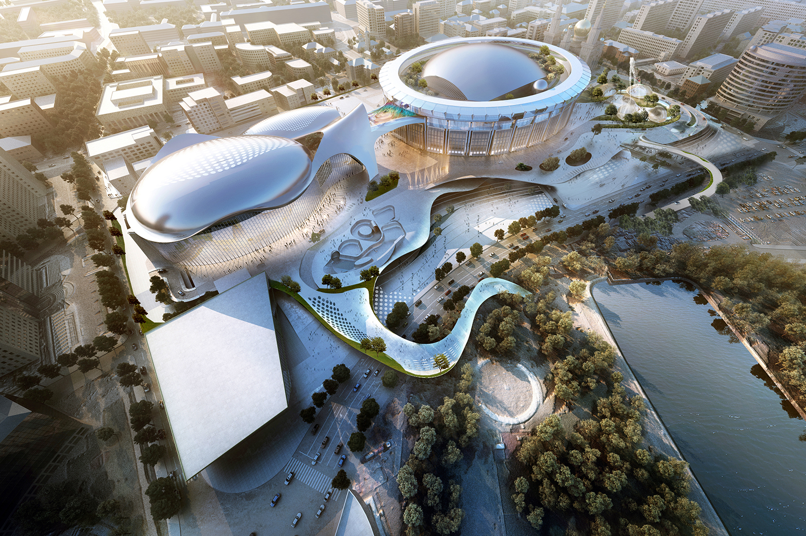 Проект Олимпийского